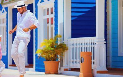 La hermosa cultura latina en la majestuosa Cuba