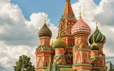 ¡Rusia! Potencia mundial y parada turística mágica