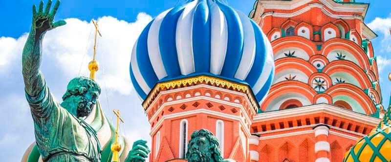 Guía para tramitar un visado a Rusia desde España