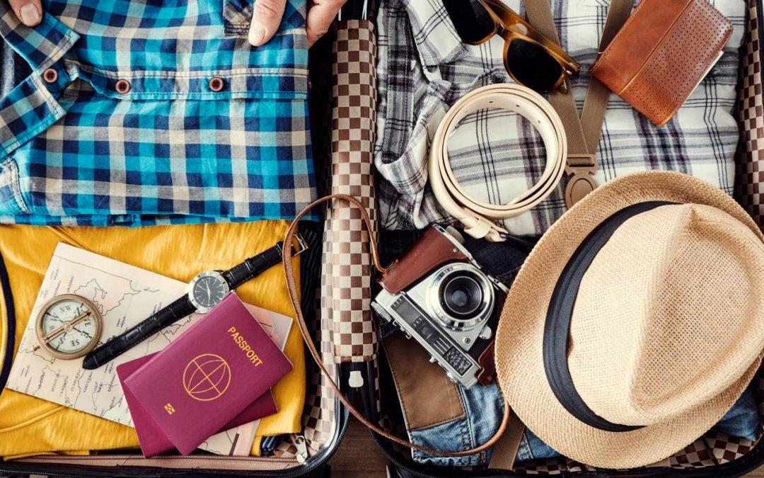 Si no llevas estas 8 cosas en tu maleta… ¡No llevas nada!